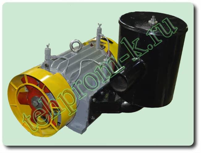 Компрессор ВР-8 для цементовоза с функцией разгрузки и перекачки цемента